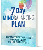The 7 Day Mind Balancing Plan Book