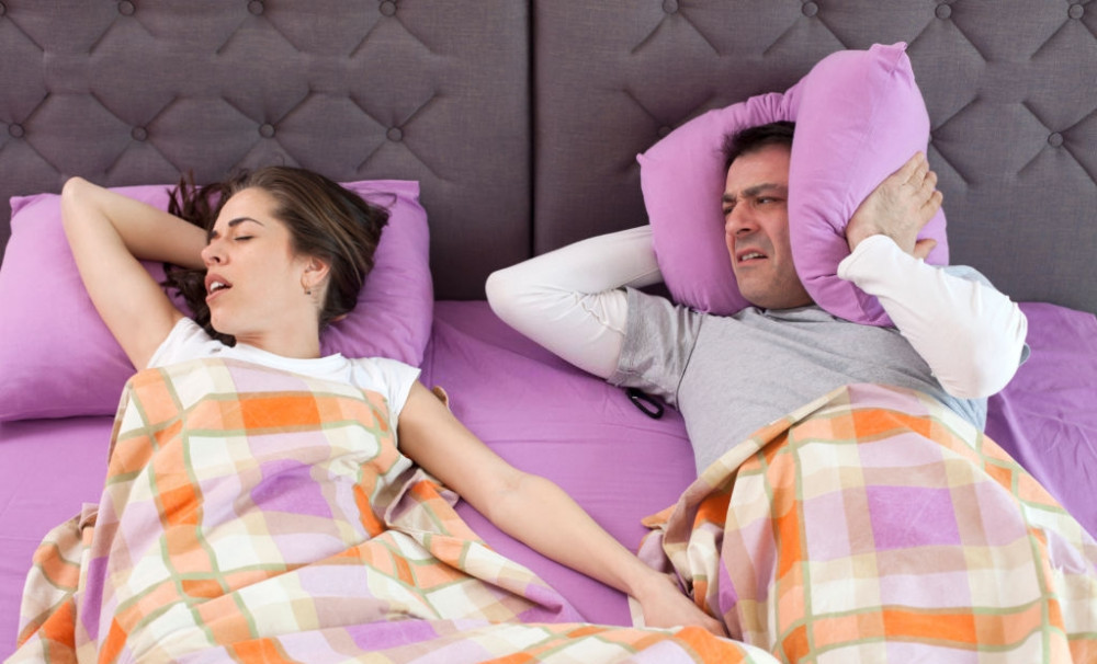 Causes of Snoring in Women